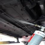 Phủ gầm ô tô giúp chống rỉ sét