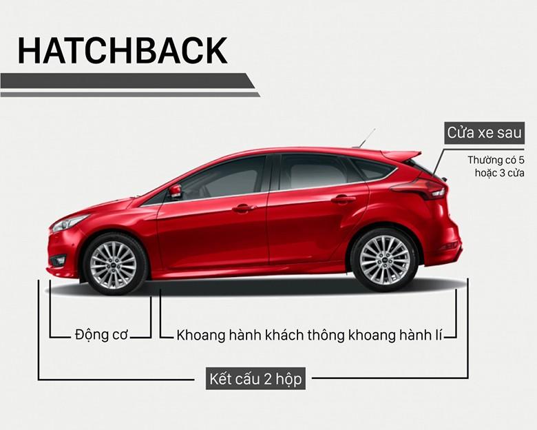 Phân biệt dòng xe hatchback với kích cỡ small tại VinaWash